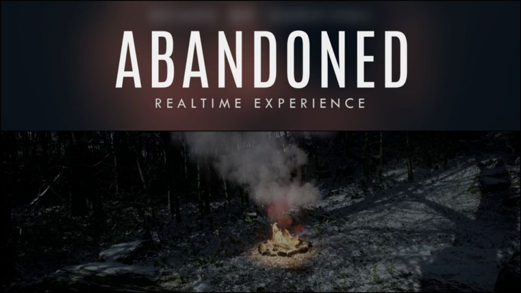 Abandoned from PS5: date and time to download the survival horror game app