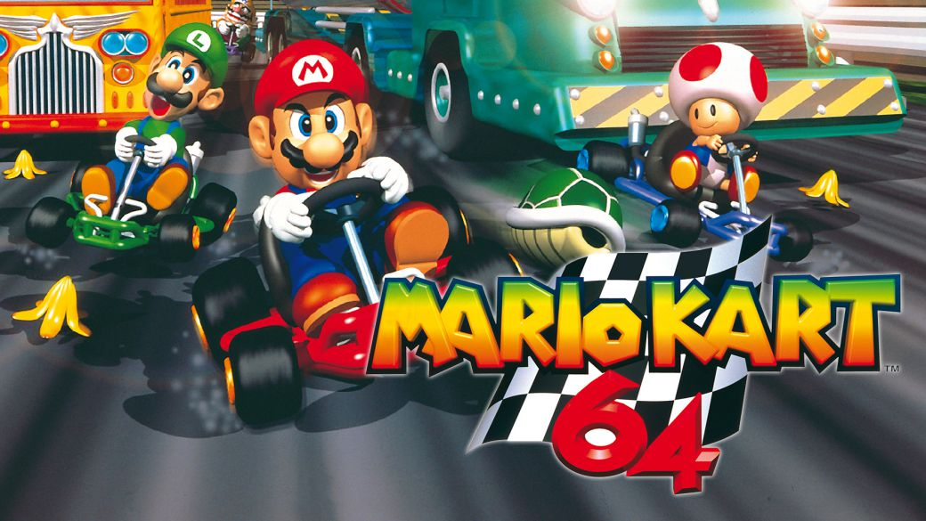 A Mario Kart 64 speedrunner breaks the record on all tracks in the game