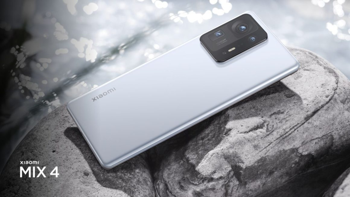 Xiaomi Mi Mix 4: precio, características y fecha de lanzamiento