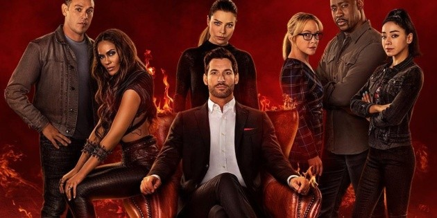 The 5 best moments of Lucifer a month from the last season