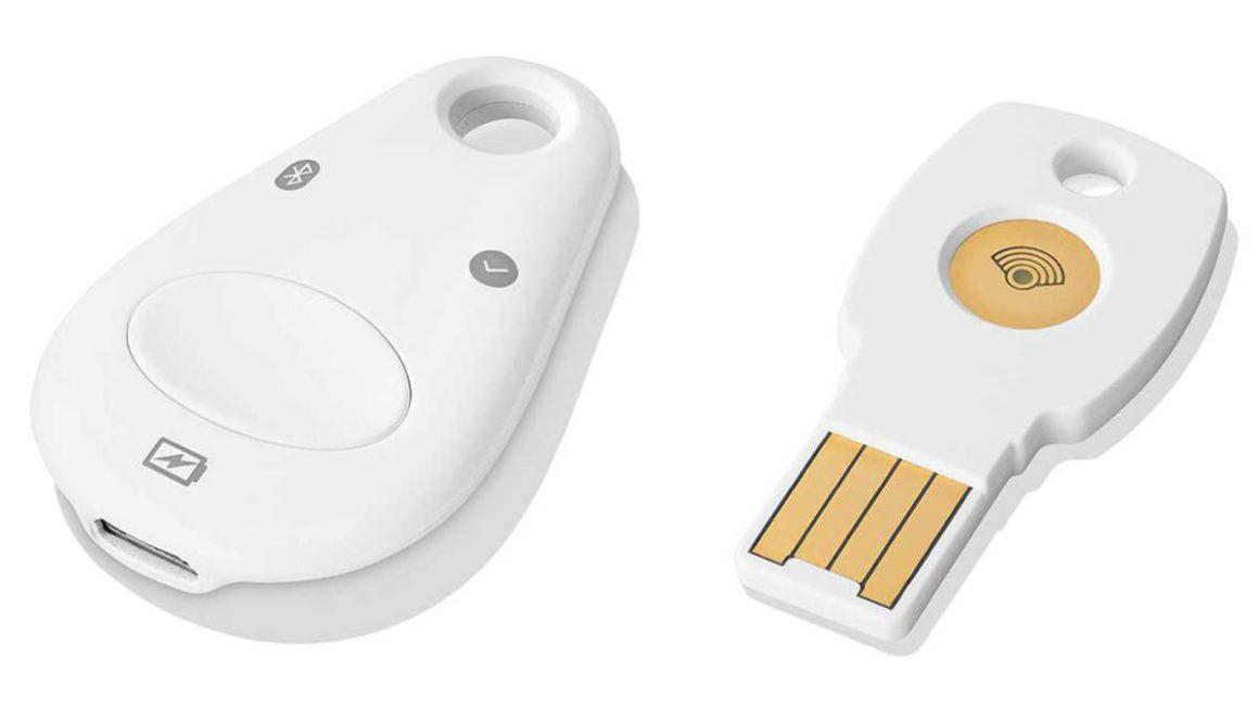 Adiós a los identificadores Google Titan Bluetooth