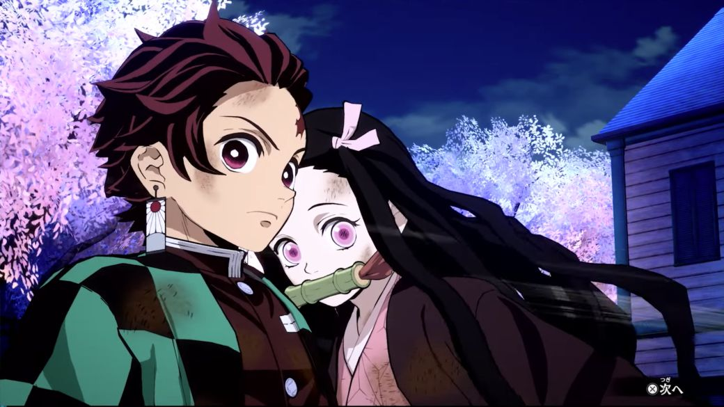 New trailer for the game of Demon Slayer: Kimetsu no Yaiba: this is its Versus Mode