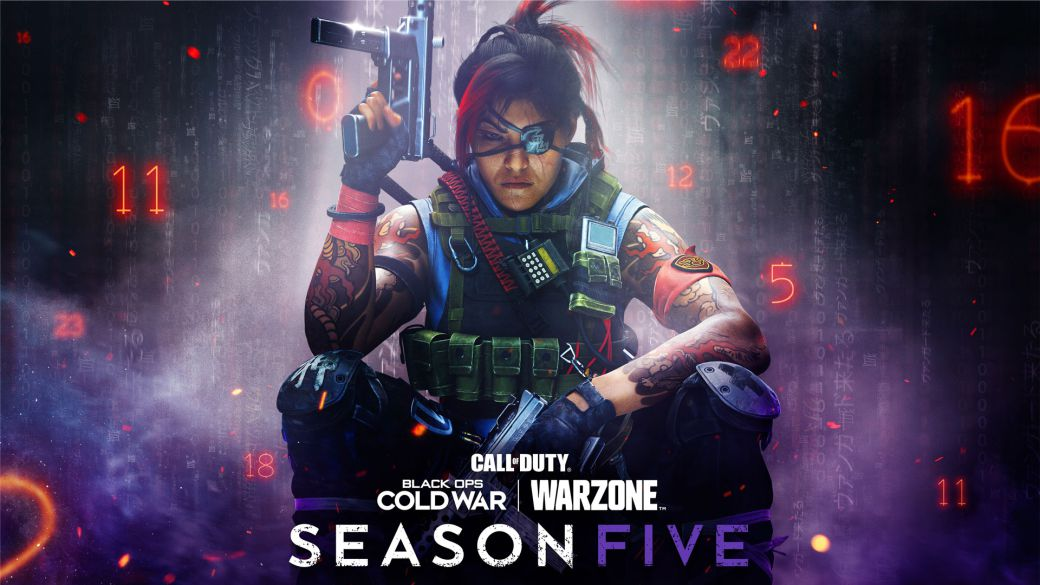 CoD Warzone Season 5;  date, time of update, trailer, new weapons and more