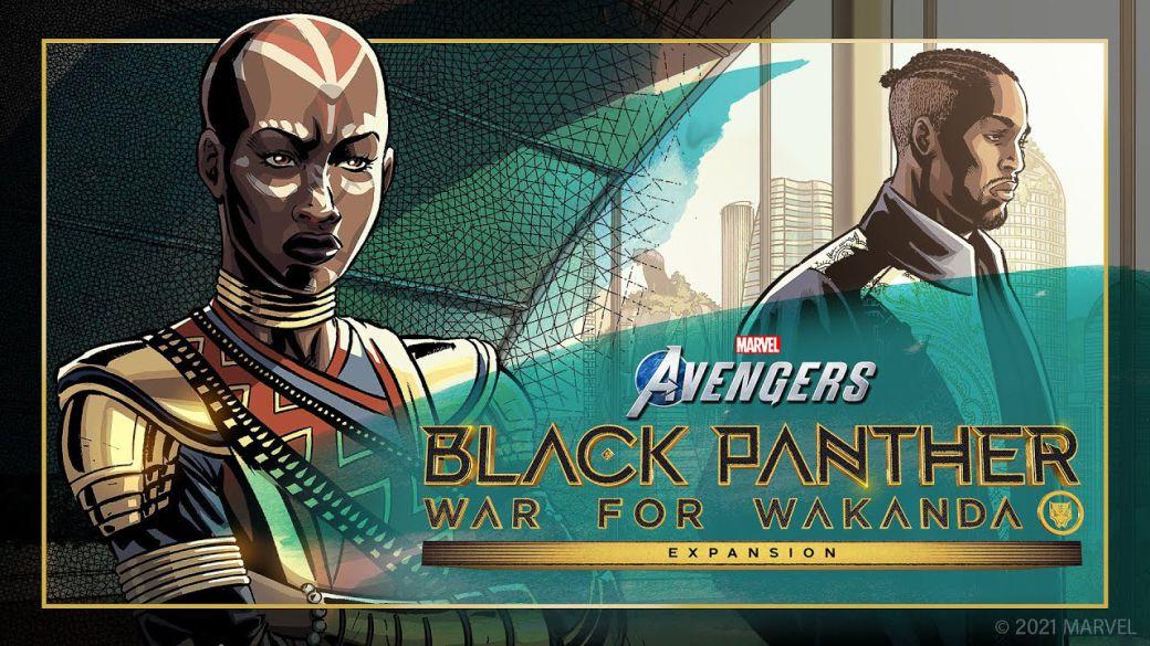 Marvel's Avengers - Road to Wakanda: Children of T'Chaka