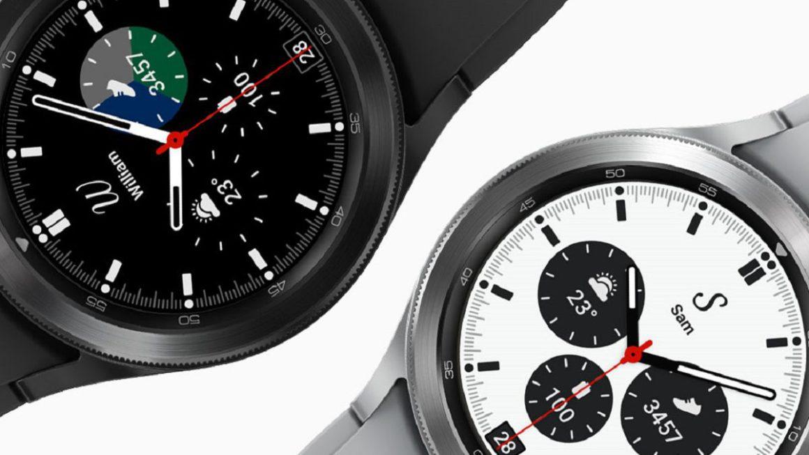 Samsung Galaxy Watch4 y Galaxy Watch4 Classic: precio y características de los nuevos relojes