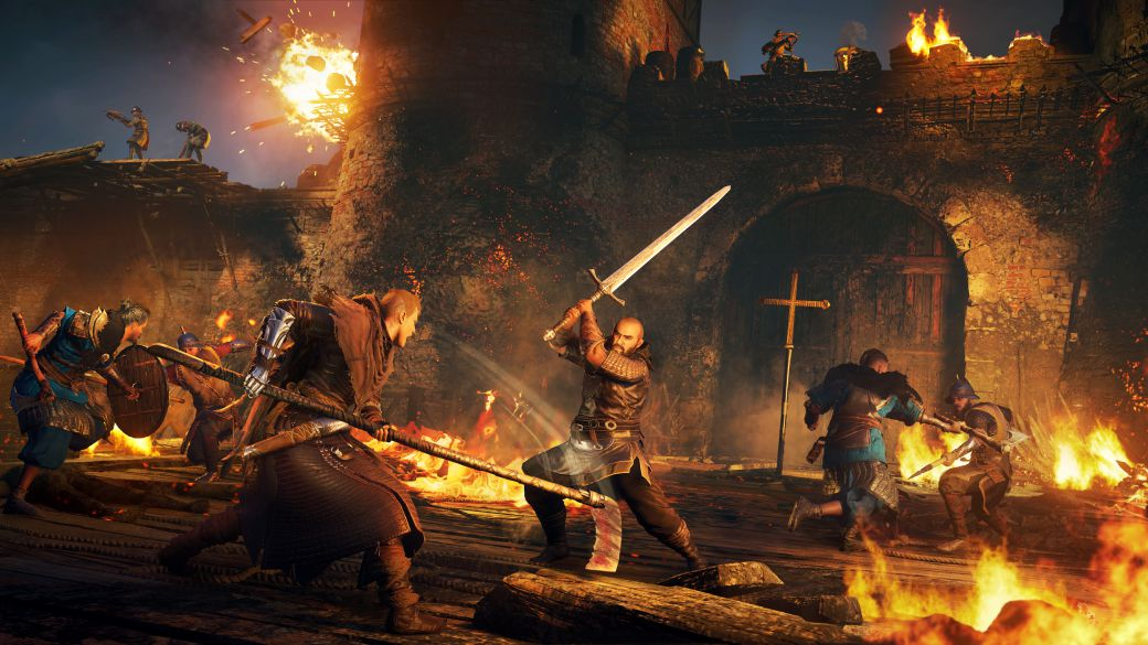 Assassin's Creed: Valhalla shares how to access The Siege of Paris;  new trailer