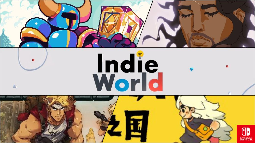 Nintendo Indie World, all games announced for Nintendo Switch