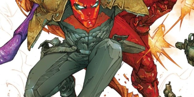Cobra Kai actor who would star in DC's Red Hood