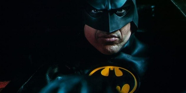 Michael Keaton and a strange statement about his role as Batman in the film The Flash