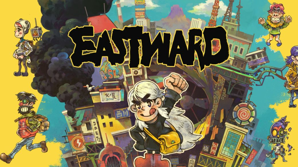 Eastward |  New trailer and date