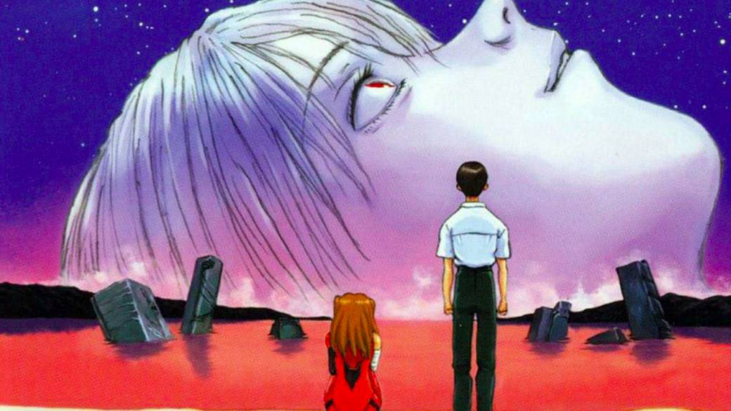 Evangelion on Netflix and Amazon: in what order to watch the series and its movies
