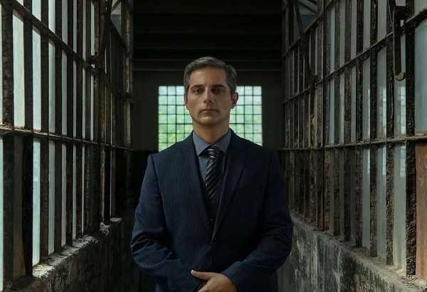 Joaquin Forel es Ruben Osorio.  Foto: (Netflix)