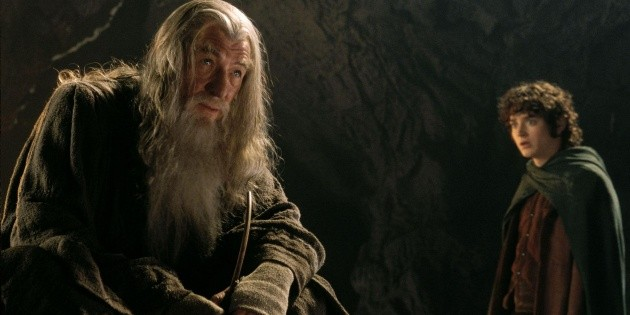 The Lord of The Rings series' biggest change from the movies