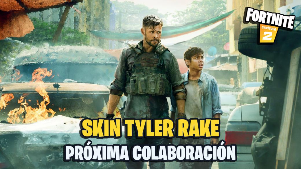 Fortnite x Tyler Rake: An Upcoming Collaboration Leaked;  all we know