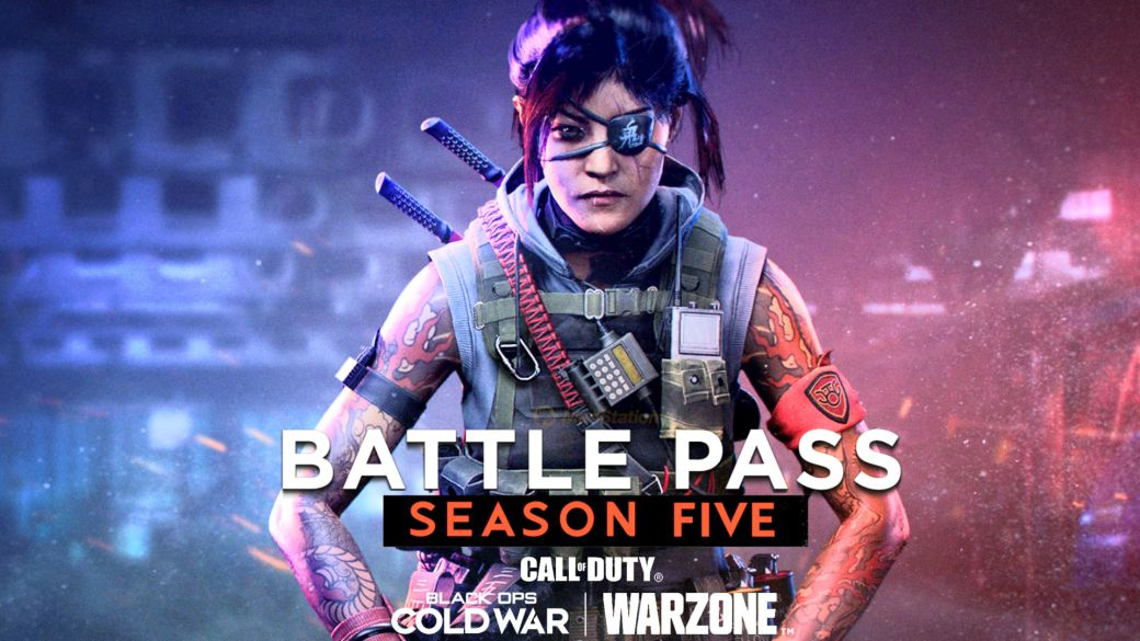 CoD Warzone Season 5 Battle Pass: Skins, Weapons, Rewards, and More