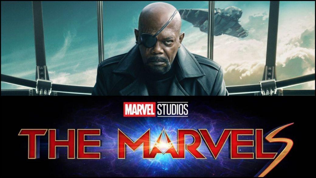 Capitana Marvel 2 (The Marvels)