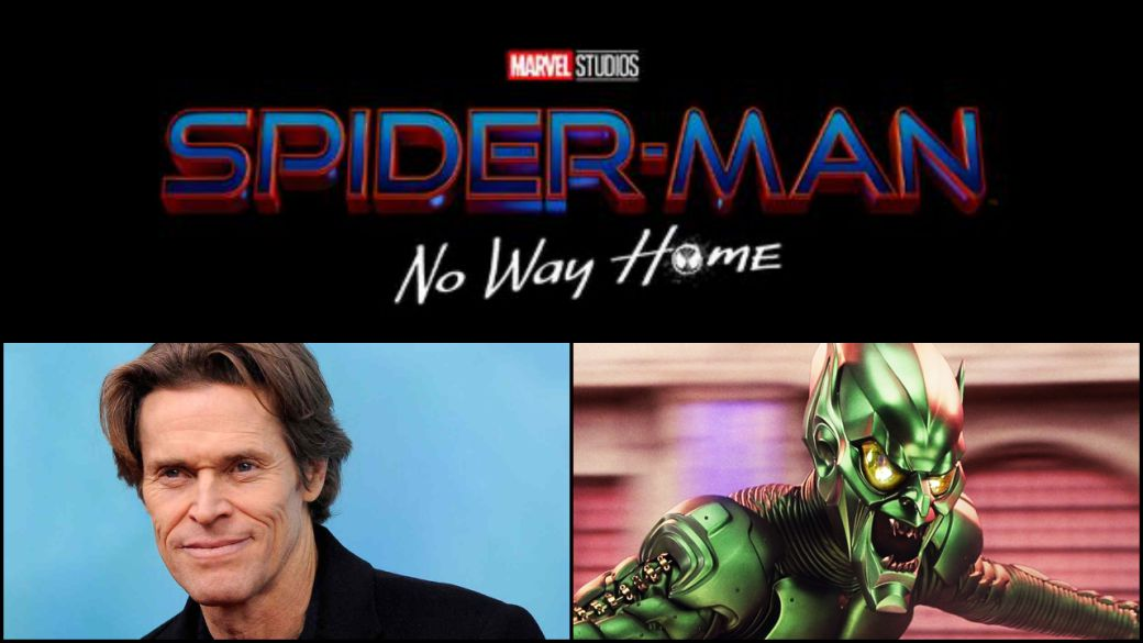 Spider-Man: No Way Home |  Willem Dafoe does not reveal whether or not he will be in the film