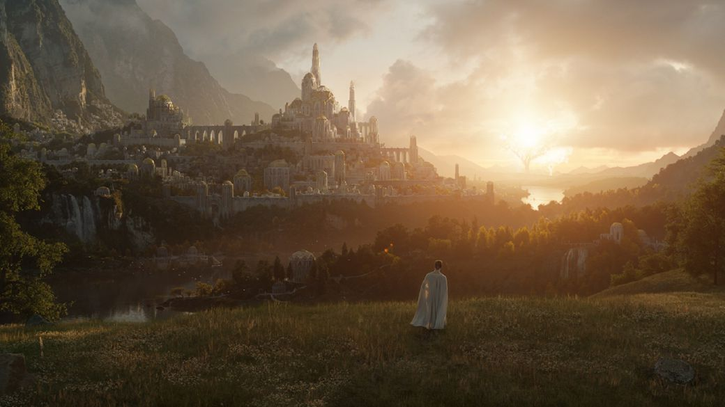 Amazon's Lord of the Rings Series Confirms Second Season;  new location