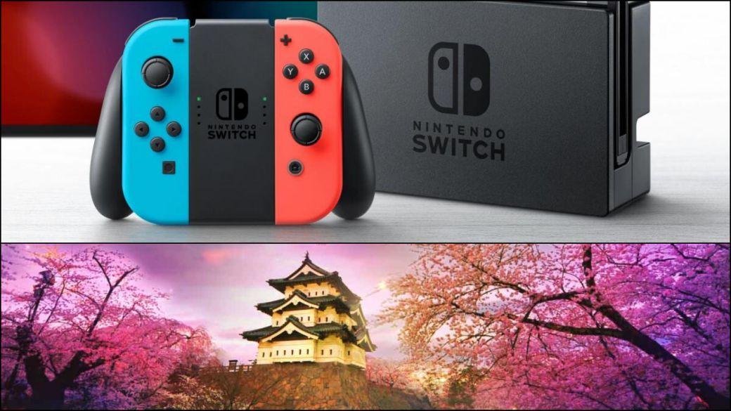 Nintendo Switch breaks records in Japan: it took the 30 best-selling games of the week