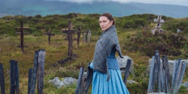 The Wonder: luego de protagonizar Black Widow, Florence Pugh llega a Netflix