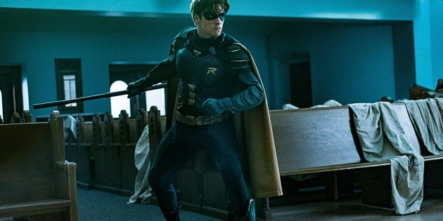 They denounced one of the protagonists of Titans for his behavior problems