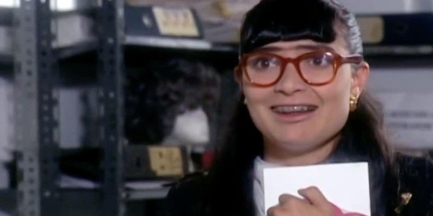 An actress from I am Ugly Betty revealed her love affair with someone from the novel