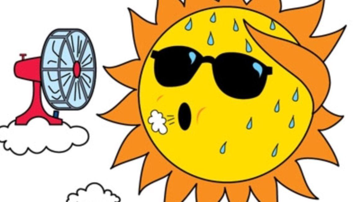 Apps y webs para saber cuándo terminará la ola de calor de agosto 2021