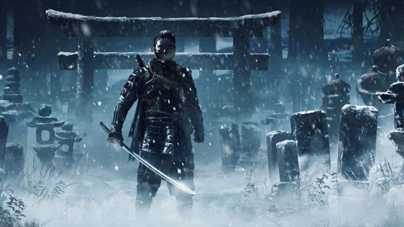 Ghost of Tsushima: Director's Cit Pre-Download Now Available, HDD Weight Revealed