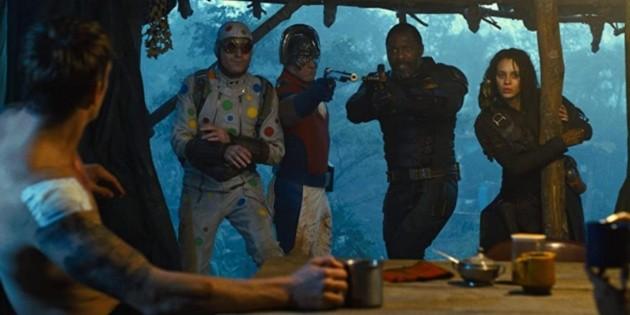 The Suicide Squad raised $ 118 million worldwide
