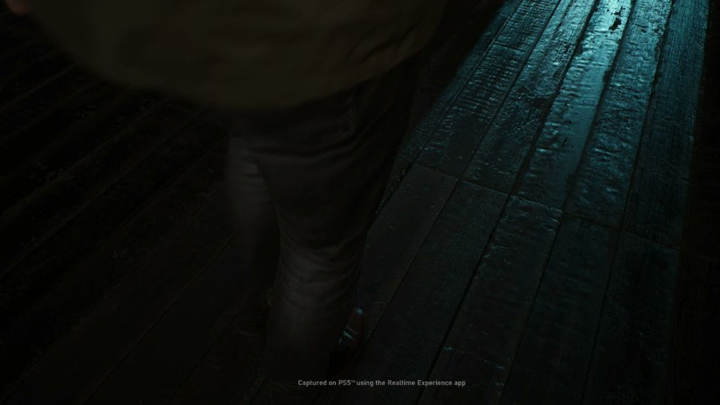 PlayStation does not know if Abandoned is more than it seems