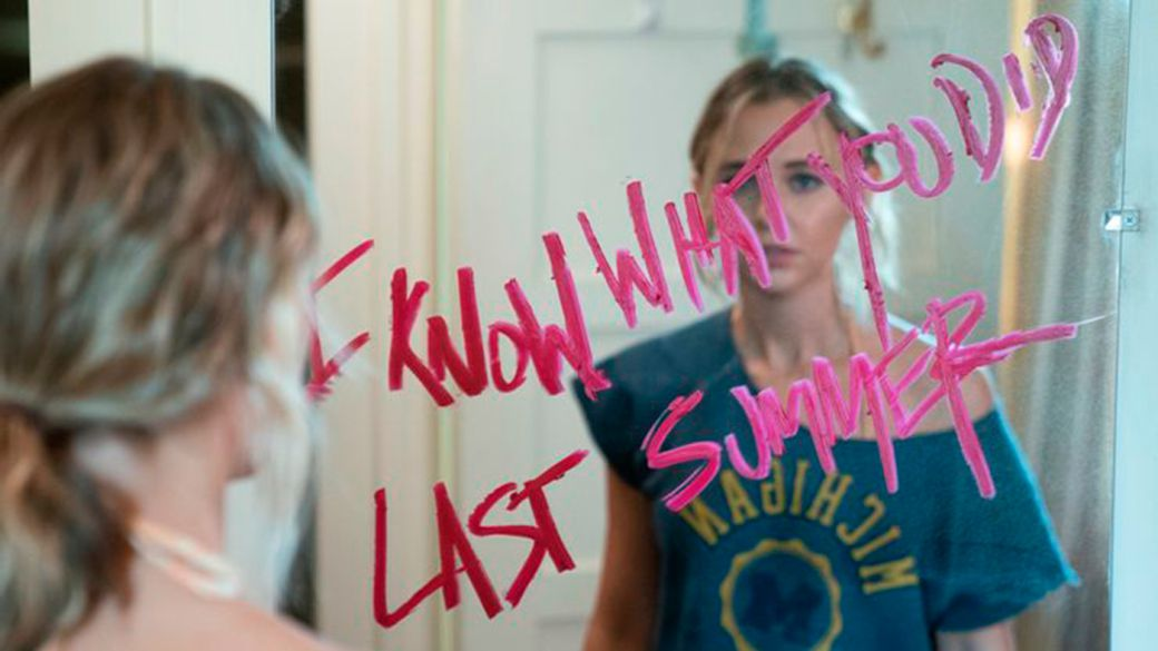 I know what you did last summer: first images and date of the new Amazon horror series