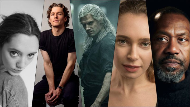 The Witcher: Blood Origin Confirms Full Cast;  filming in progress