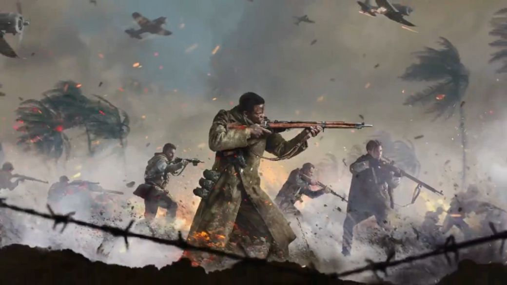 """Call of Duty: Vanguard Shows Its First Official Trailer Teaser;  road to """"the battle of Verdansk"""""""