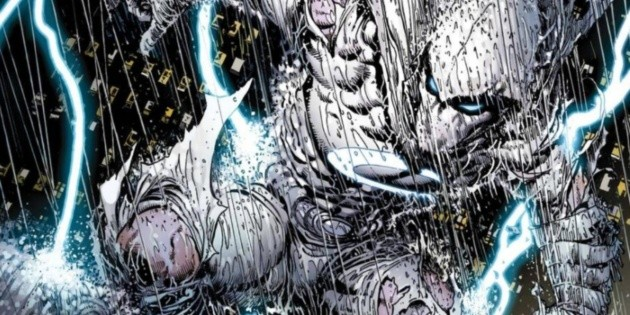 The first image of the hero Moon Knight leaked