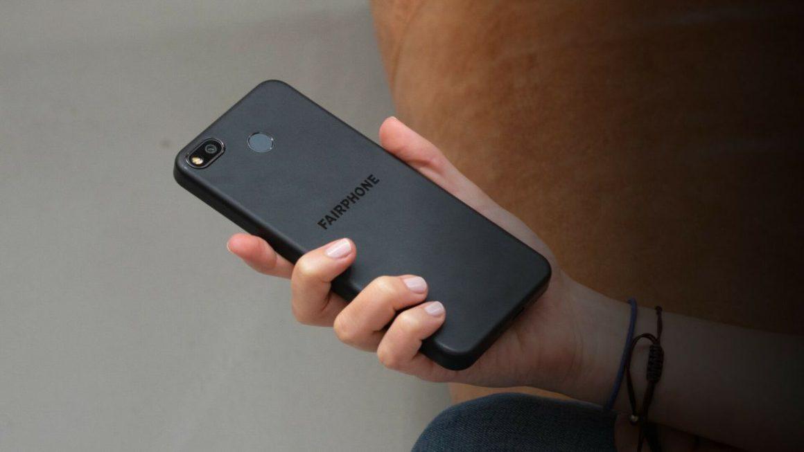 Fairphone 4, así es el móvil 5G fácil de reparar