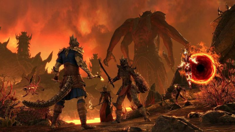The Elder Scrolls Online will receive new graphical improvements on PS5 and Xbox Series X / S