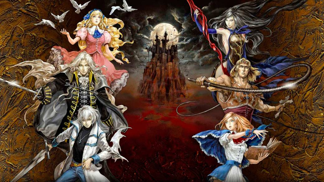 Castlevania: Grimoire of Souls, announced for Apple Arcade;  the game resurrects