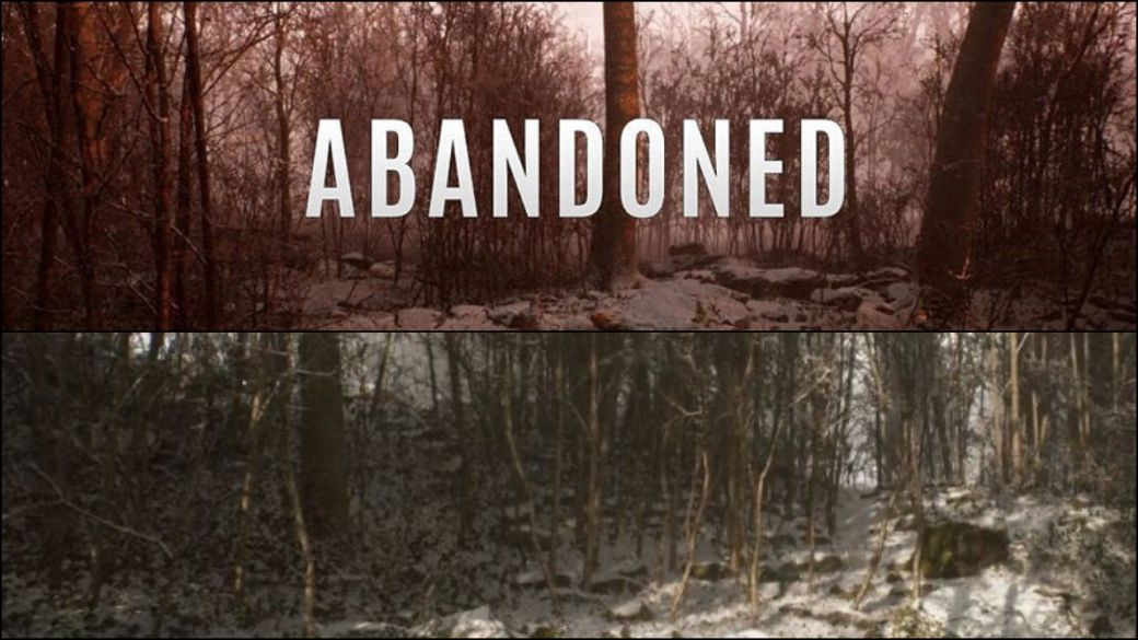 """Abandoned """"is not a horror game"""" or a Silent Hill, says its creator"""