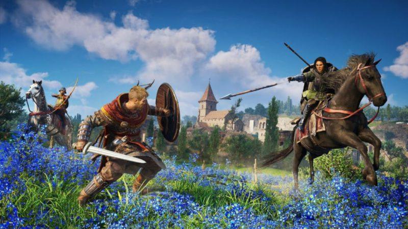 Assassin s Creed Valhalla, El Asedio de París, espadas