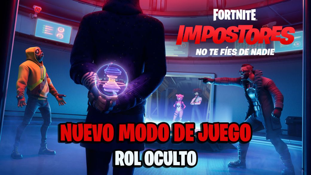 Fortnite: this is Imposters, the new game mode a la Among Us