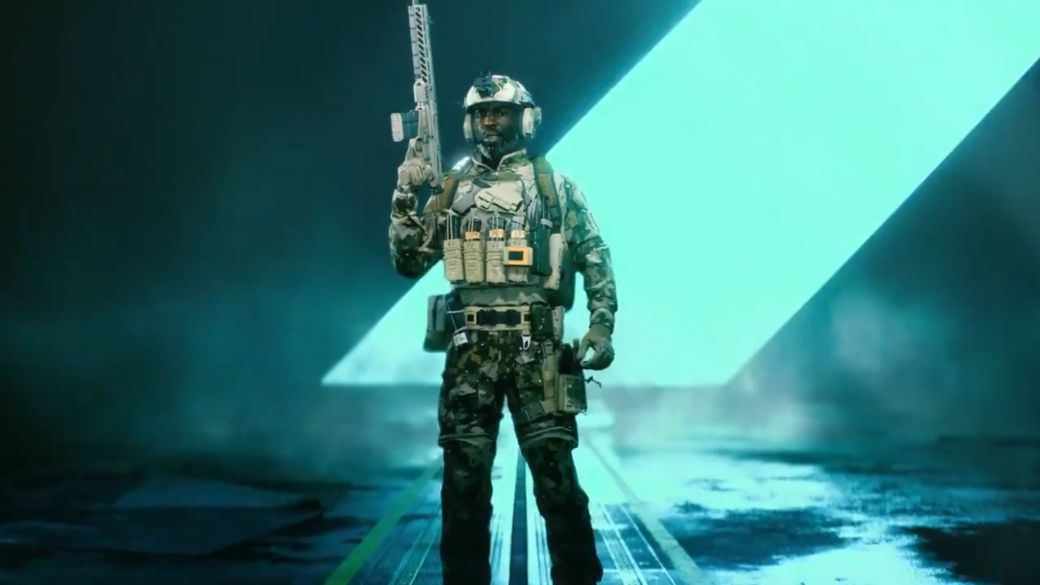 Battlefield 2042 shows a new teaser gameplay of Irish, the fifth specialist
