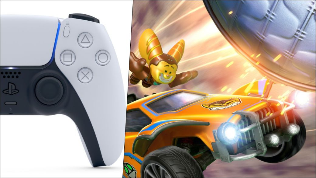 Rocket League Updates on PS5: 4k Mode, 120fps, and Ratchet & Clank Free Batch