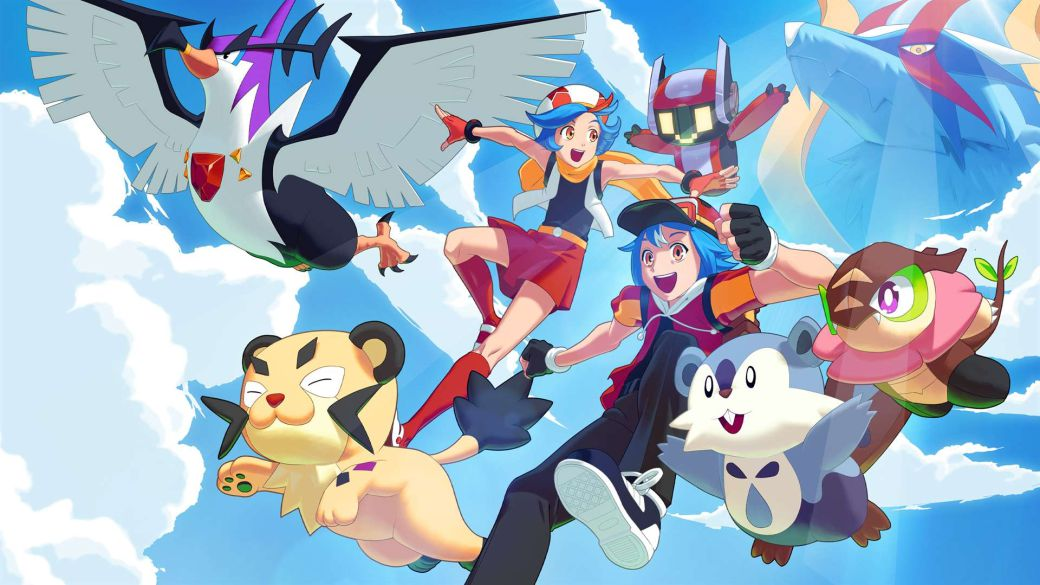 The original delivery of Nexomon already has a date on consoles after its premiere on mobile phones and PC