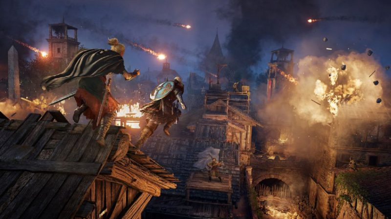 Assassin's Creed Valhalla: Ubisoft investigates a PS4 and PS5 save data issue