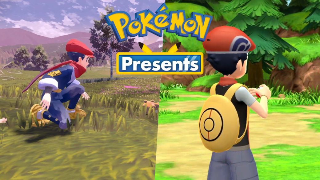 Pokémon Presents: time and how to see the news of Pokémon Legends Arceus