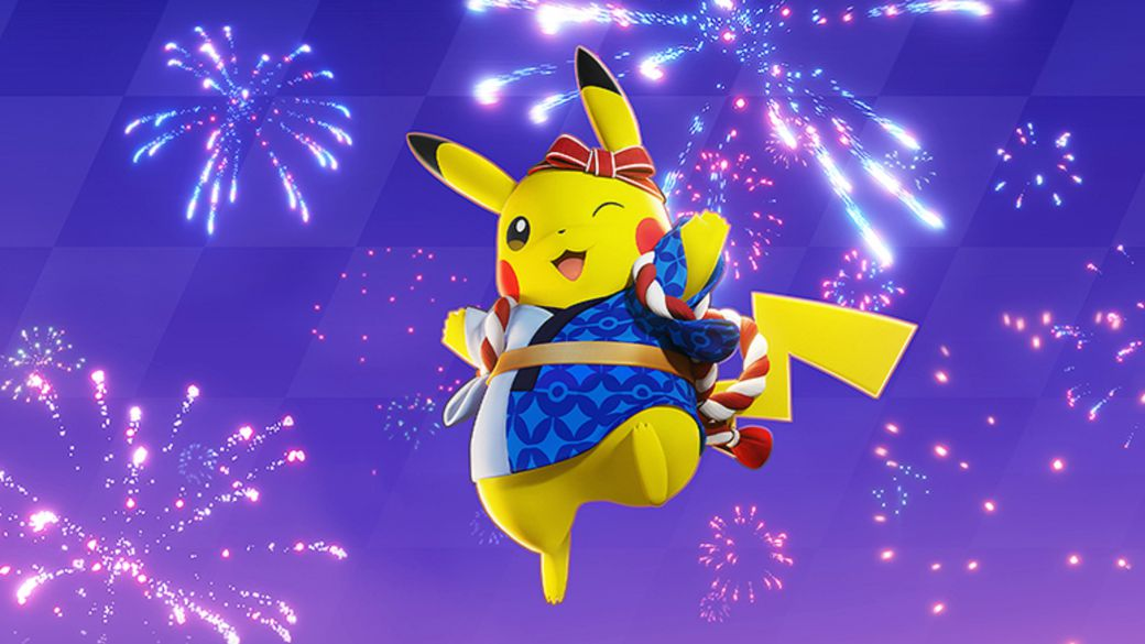 Pokémon Unite already has a date on iOS and Android mobile devices