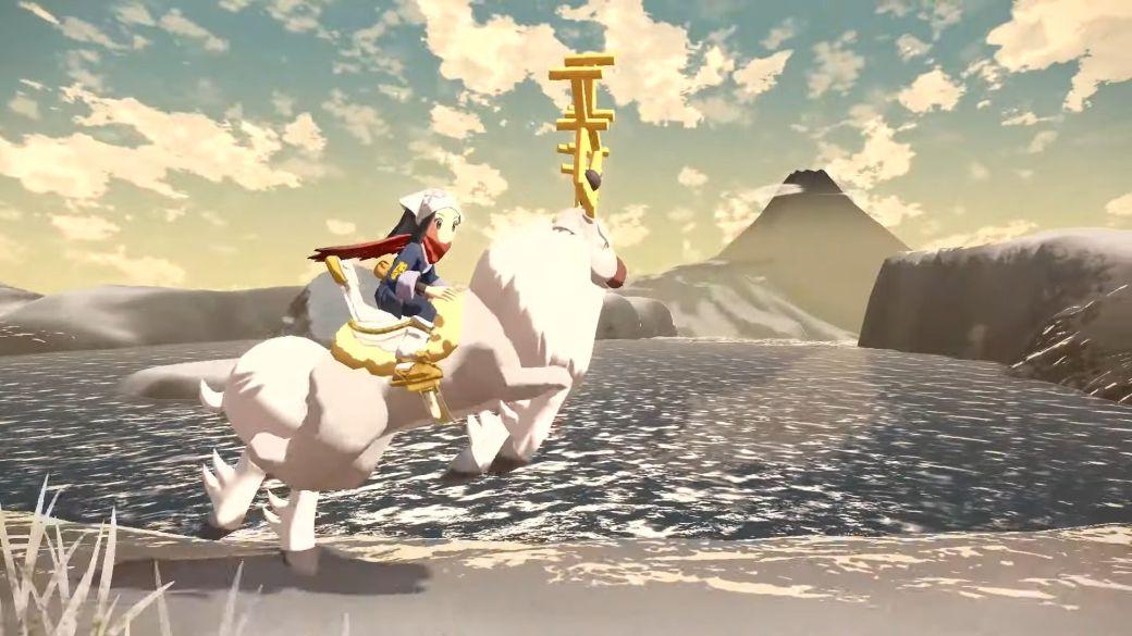 Pokémon Legends: Arceus dazzles in a trailer full of news