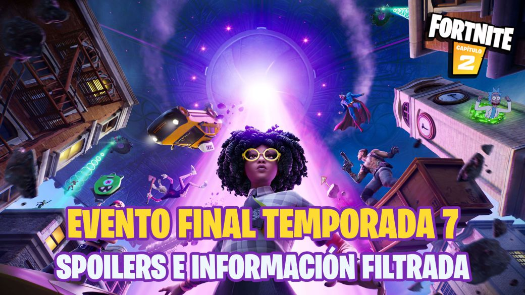 Fortnite: Leaked Spoilers from Season 7 Final Event;  all we know