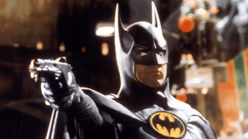 """Michael Keaton in The Flash: """"I always thought I could go back to being Batman and embroider that son of a ***"""""""