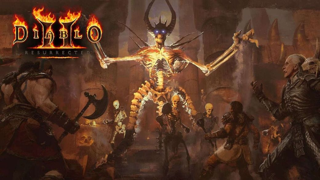 Diablo 2 Resurrected Open Beta: date, time and how to download